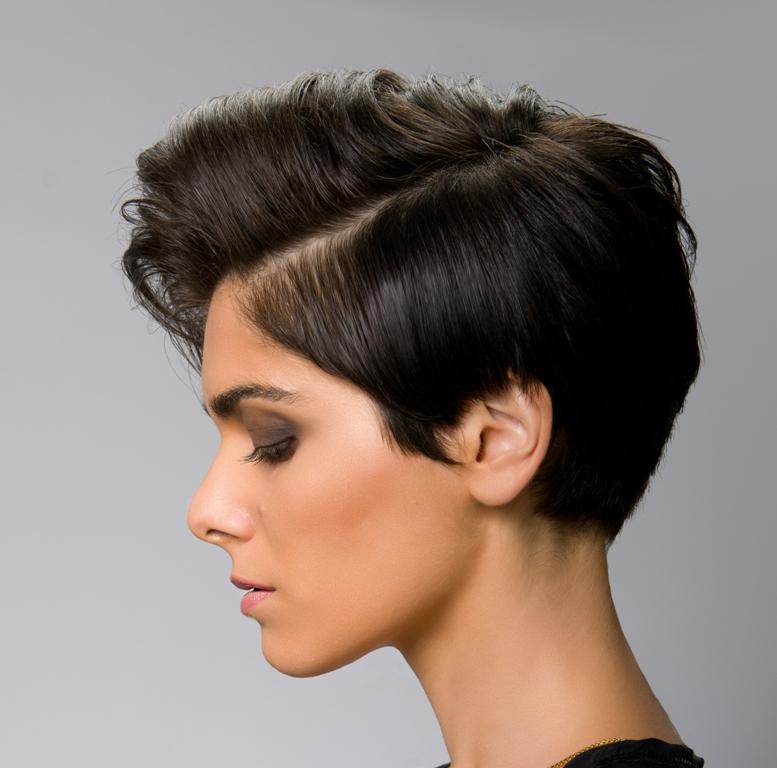 بالصور قصات شعر قصير جدا , تسريحة شعر مختلفة 6169 9
