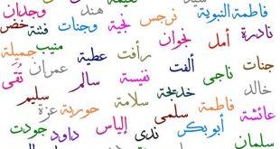 صوره اسماء ذكور , اسامى ولاد متنوعة