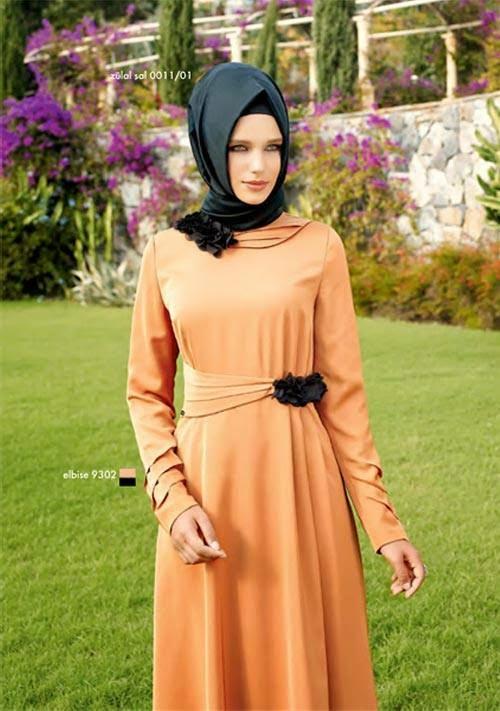 بالصور حجابات عصرية , لفة طرحة جديدة 6215 6
