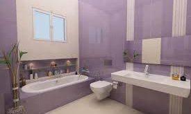 صوره ديكورات حمامات , تصميمات جميلة للحمام