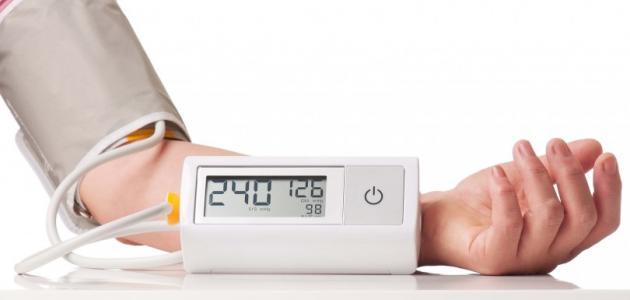 صوره اعراض ارتفاع الضغط , تعرف على ضغط الدم