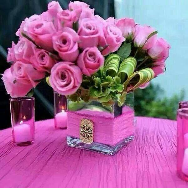 بالصور صباح الورد والفل , احلى صباح مع الورد والفل 1731 6