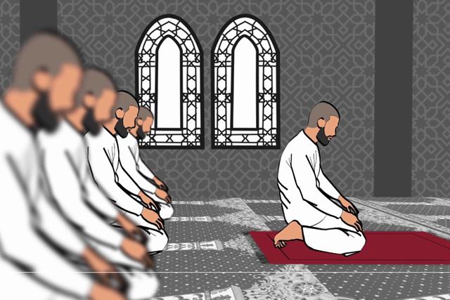 بالصور الطريقة الصحيحة للصلاة , تعلم الصلاة بالطريقة الصحيحة 1871