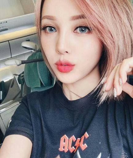 بالصور اجمل بنات كوريات في العالم , كوريا وبناتها الجميله 431 4