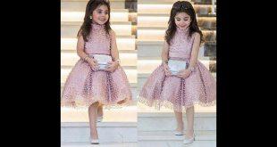 بالصور موديلات فساتين بنات , اجمد واحدث استايلات لفساتين الاطفال 4898 12 310x165