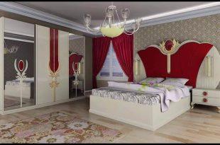 صورة غرف نوم مودرن 2019 كامله , احدث واشيك غرف النوم لهذا العام