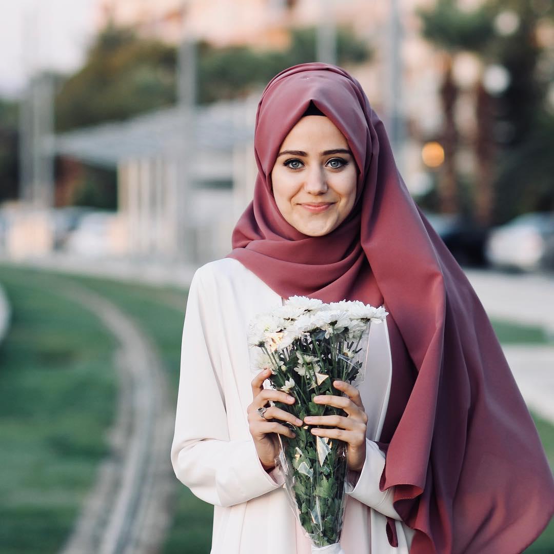 بالصور رمزيات محجبات , جمال الفتيات بزينه الحجاب 4923 11