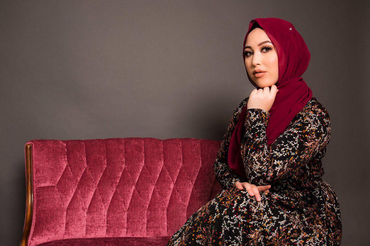 بالصور رمزيات محجبات , جمال الفتيات بزينه الحجاب 4923 12