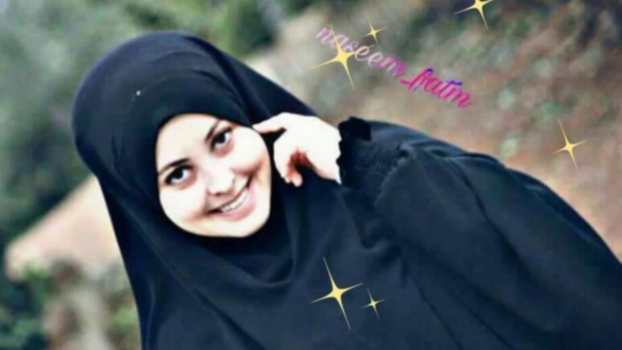بالصور رمزيات محجبات , جمال الفتيات بزينه الحجاب 4923 4
