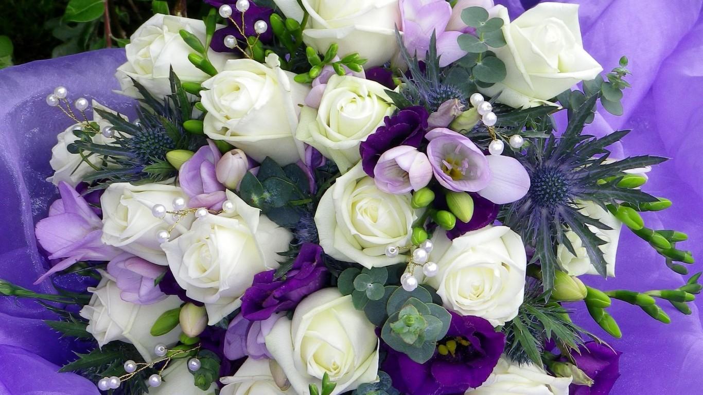 صور بوكيه ورد ارق واشيك باقه زهور كلمات جميلة