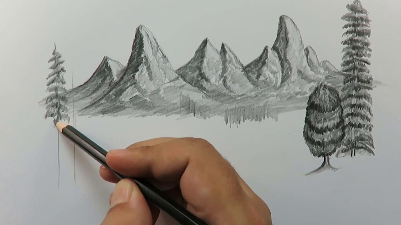 بالصور رسومات بالرصاص , اجمل تشكيله للرسم بالقلم الرصاص 4964 8