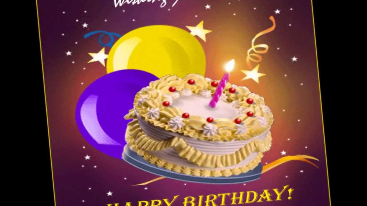 بالصور بوستات اعياد ميلاد , اشيك التورت بالاسامى والاعمار لعيد ميلاد 4986 11