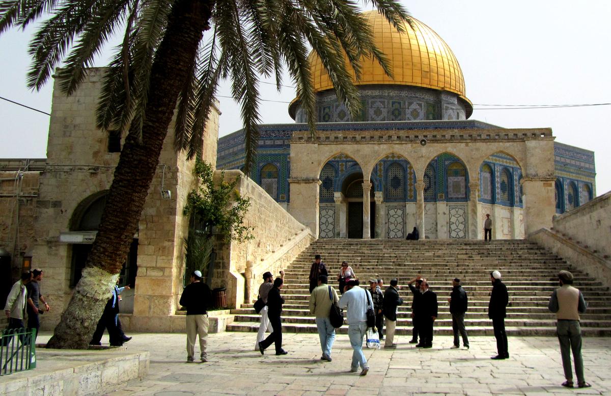 بالصور صور المسجد الاقصى , احلى الصور للصرح العظيم مسجد الاقصى 5061 9