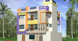 بالصور صور منازل , تصاميم بيوت حديثه بشكل هندسى 5064 13 310x165