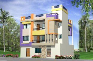 صوره صور منازل , تصاميم بيوت حديثه بشكل هندسى
