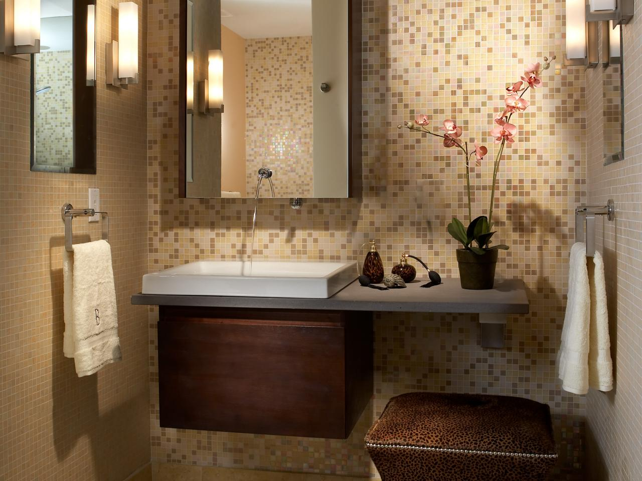 بالصور ديكور حمامات صغيرة , اجمل اشكال حمامات صغيرة الحجم لمنزل عروس