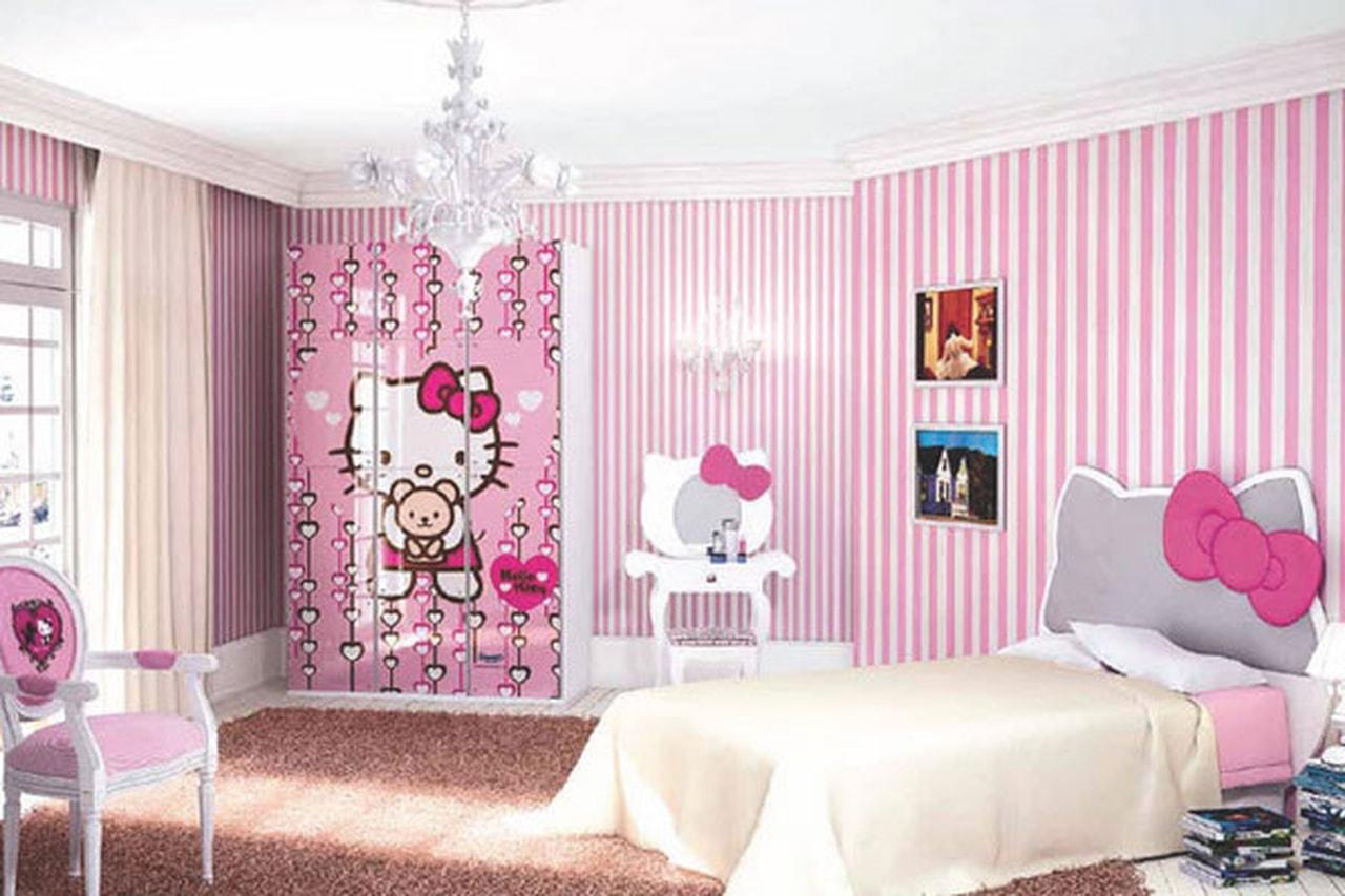 بالصور غرف بنات كبار , غرف نوم عصريه لبنات كبار 5127 20