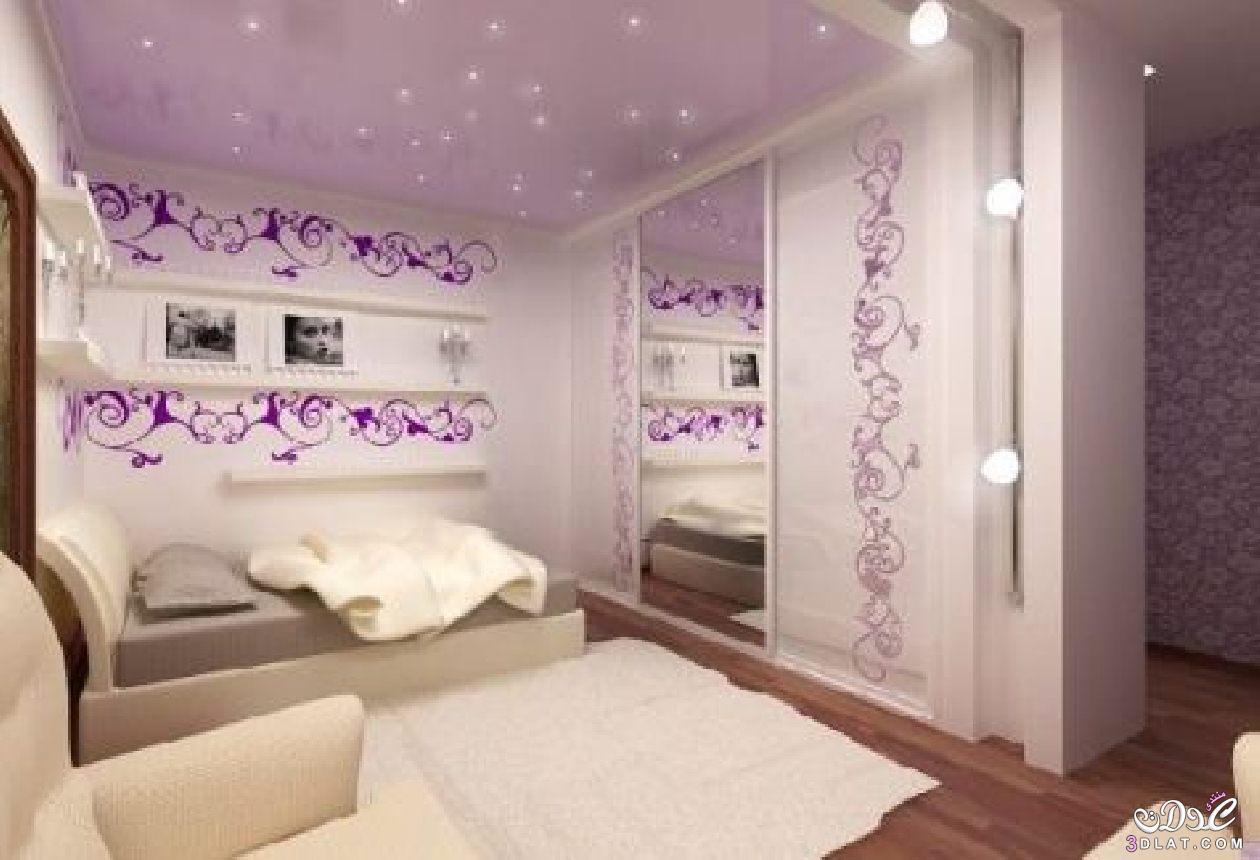 بالصور غرف بنات كبار , غرف نوم عصريه لبنات كبار 5127 26