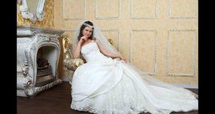 صوره احدث فساتين الزفاف , اجدد فساتين حفل زفاف روعه