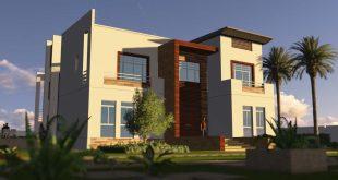 صورة تصاميم بيوت , اشكال منازل متنوعه
