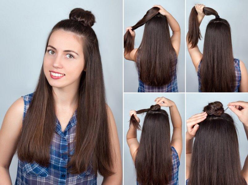 بالصور تزيين الشعر , كيفية تجميل الشعر 574 8