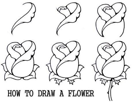 بالصور كيفية الرسم , كيفية تعلم الرسم 614 1
