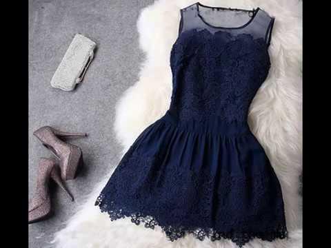 2edcd0fb8 فساتين قصيرة منفوشة , اجمل موديلات الفساتين الصيفية