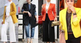 بالصور تنسيق الملابس للمحجبات , كيف تكوني مميزة في ملبسك 609 3 310x165
