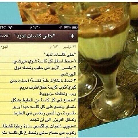 بالصور وصفات حلويات مصورة , صور لانواع حلويات 621 2