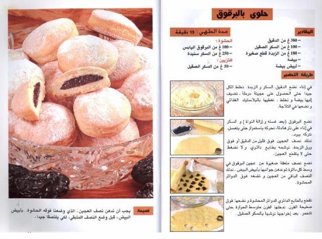 بالصور وصفات حلويات مصورة , صور لانواع حلويات 621 3