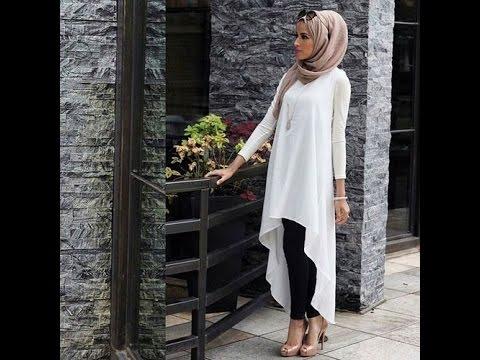 بالصور لبس بنات محجبات , اجمل ملابس للمحجبات 622 4