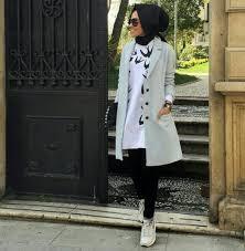 بالصور لبس بنات محجبات , اجمل ملابس للمحجبات 622 5