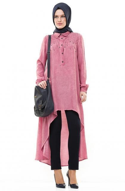 بالصور لبس بنات محجبات , اجمل ملابس للمحجبات 622 6
