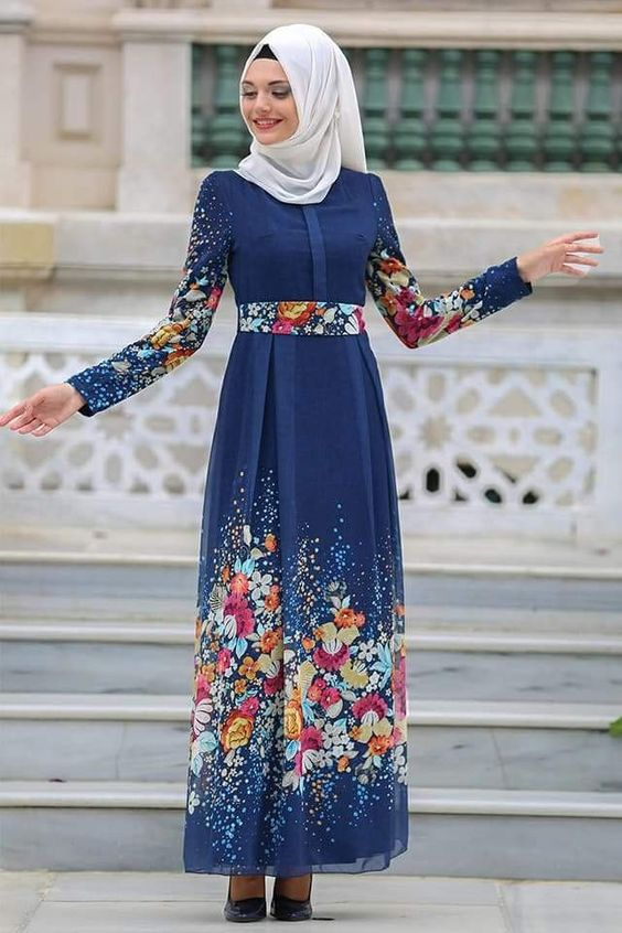 بالصور لبس بنات محجبات , اجمل ملابس للمحجبات 622 7