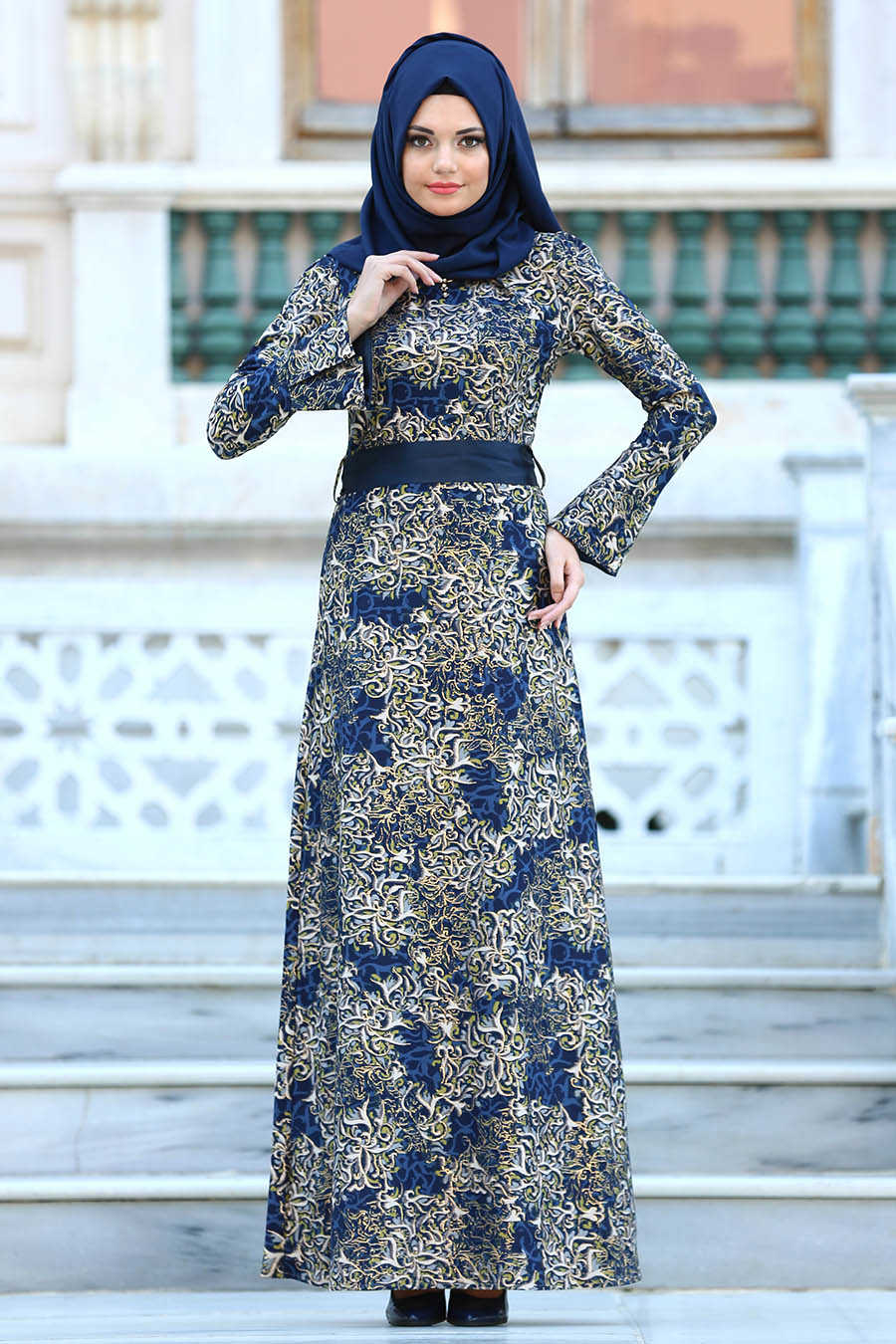 بالصور لبس بنات محجبات , اجمل ملابس للمحجبات 622 8