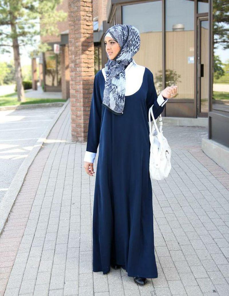 بالصور لبس بنات محجبات , اجمل ملابس للمحجبات 622 9