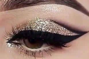 صور اجمل مكياجات العيون , كيفية وضع ميك اب للعيون