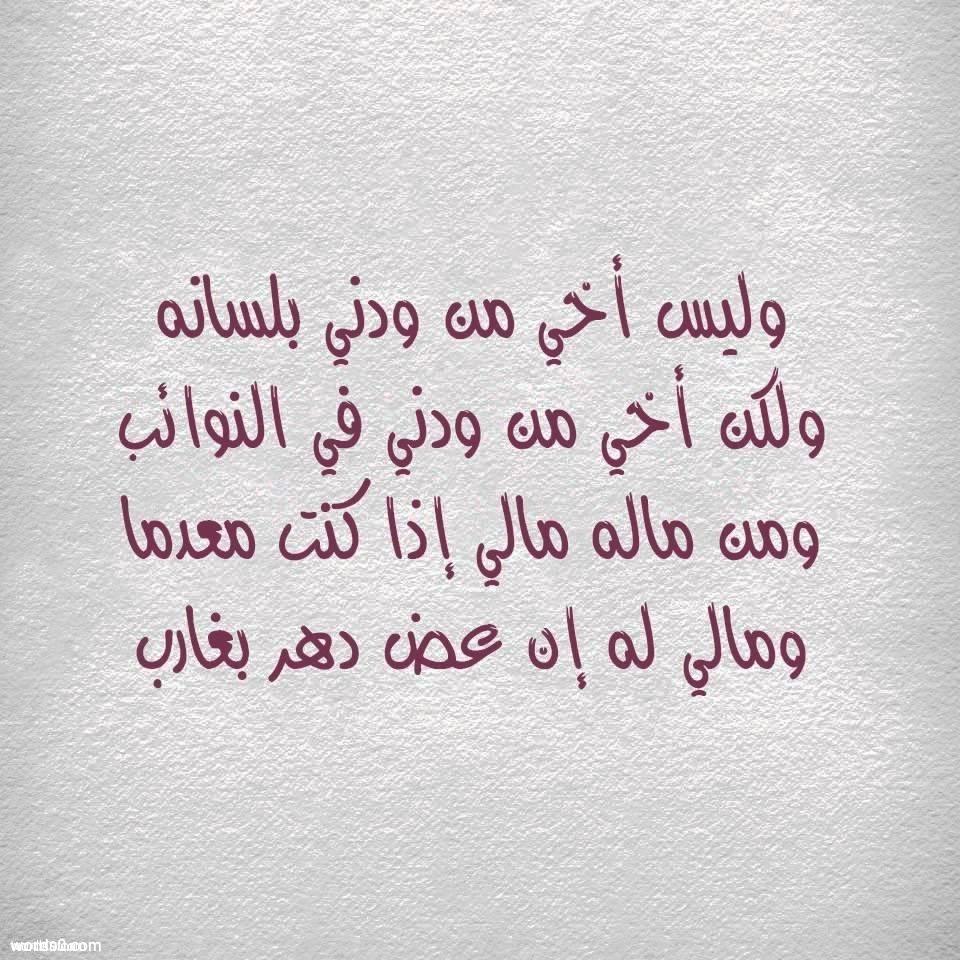 بالصور اجمل ماقيل عن الاخ الشقيق , كلمات في حب الاخ 11689 3