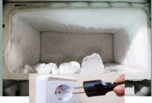 اسباب تكون الثلج داخل الثلاجة , معلومات عن التلج