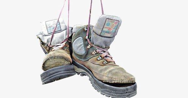 صور تمزق الحذاء في المنام , تفسير حلم الحذاء