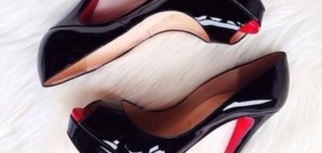 صورة تمزق الحذاء في المنام , تفسير حلم الحذاء