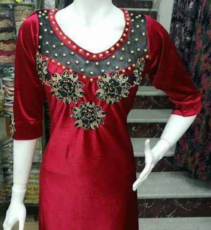 صورة خياطة جزائرية عصرية فيس بوك , صور ملابس جزائرية