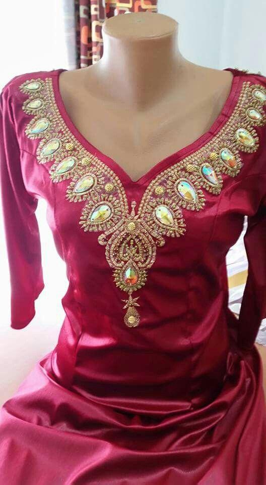 صور خياطة جزائرية عصرية فيس بوك , صور ملابس جزائرية