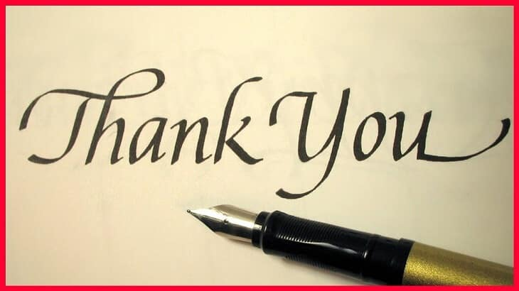 صور خاتمة رسالة شكر , صور مكتوب عليها شكرا
