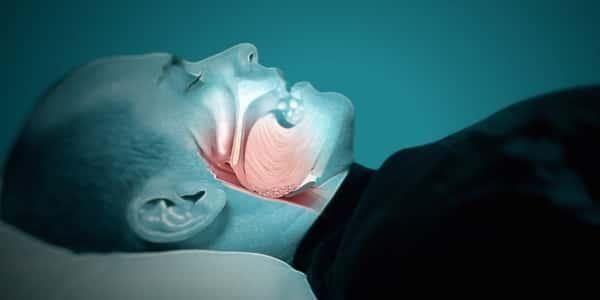 صور ضيق التنفس قبل النوم , مشاكل الجهاز التنفسي