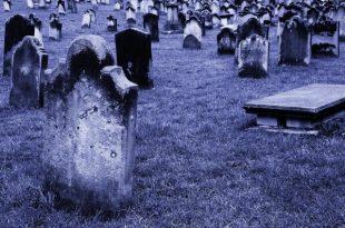 صور تفسير حلم المقابر , المقابر في المنام