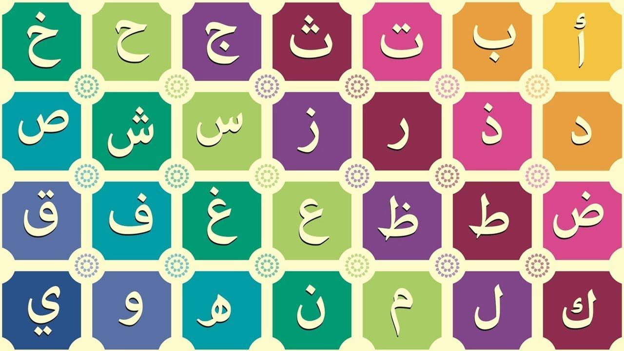 صورة الحروف العربية بالصور , صور الحروف للاطفال 11862 3