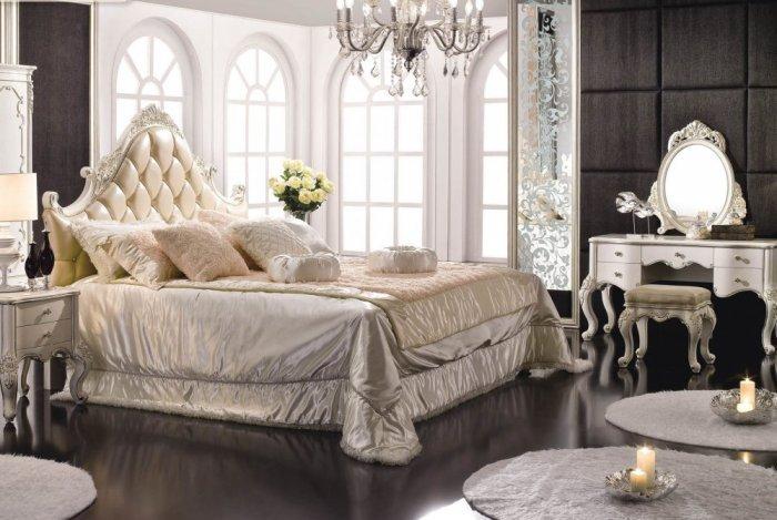 صور غرفة نوم كلاسيك , ديكورات كلاسيكة رائعة