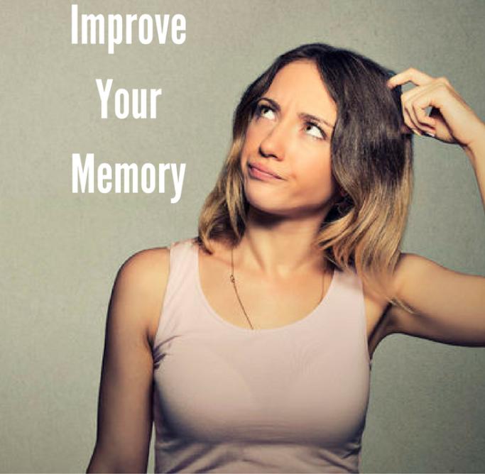 صور كيف تنمي ذكائك وتقوي ذاكرتك , علاج ضعف الذاكرة
