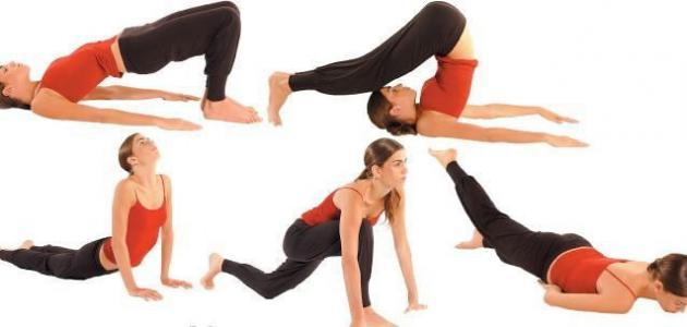 صورة تدريبات لازالة الكرش , رياضة هامة للكرش
